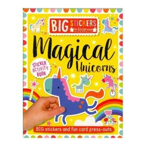 魔法独角兽贴纸书