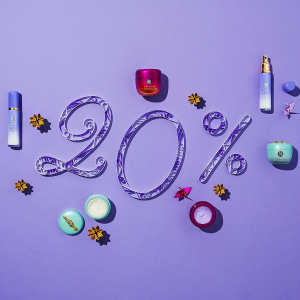 Today Only: Cyber Monday Event!Enjoy 20% off Site Wide @ Tatcha