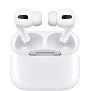 $349(原价$399)Apple AirPods Pro 无线降噪耳机