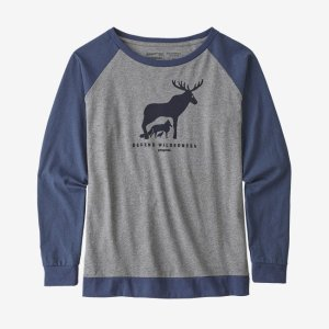 Patagonia麋鹿卫衣