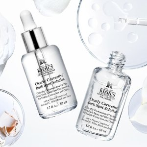 DEALMOON EXCLUSIVE: 20% OffLast Day: With Clearly Corrective™ Dark Spot Solution + GWP @ Kiehl's