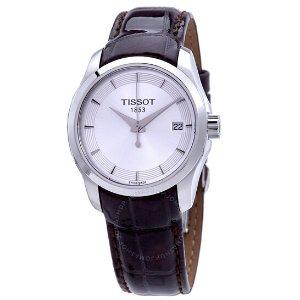 Tissot折扣码TISO40T-Classic 女士腕表