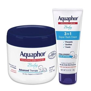 Amazon Aquaphor Baby Skin Care Set