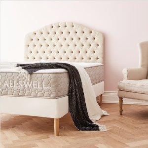 8.5折 $125收床垫Allswell 奢华经典系列床垫全场大促