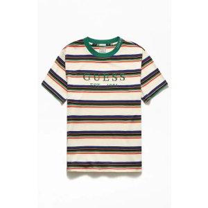 GuessDylan Striped 1981 T-Shirt