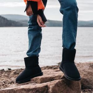 第二件半价 $49收及踝雪地靴EMU Australia 正价雪地靴专场 过冬必备暖脚神器