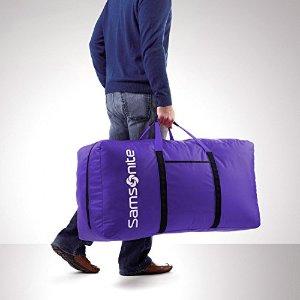 $17.96(原价$25.99)新秀丽 Tote-a-ton 超大行李包32.5英寸