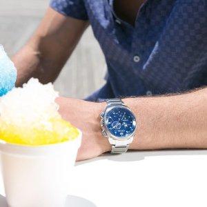 $179.99Dealmoon Exclusive: CITIZEN Proximity Pryzm Bluetooth Blue Dial Men's Watch BZ1021-54L