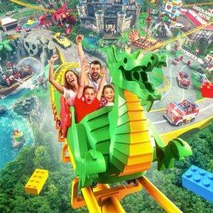 21日预定开始,单日票$49.9起纽约全球最大乐高主题乐园 现已开园 5月29日开放入园游览