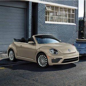 再见 人民汽车甲壳虫2019 VW Beetle 最终版 详细配置价格公布