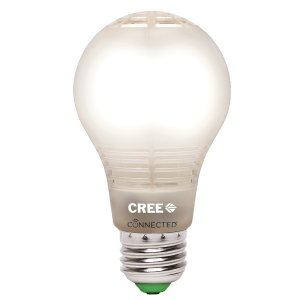 As low as $3.6Cree 60W Equivalent A19 Dimmable LED Light Bulb