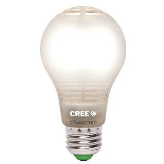 单个装$7.82起 6个装$43.21Cree 60W 等效 A19 可调光LED 灯泡 两种色温可选