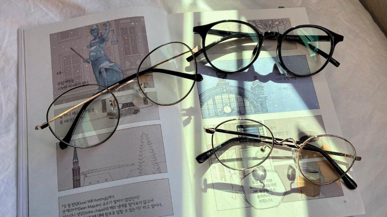 宅家期间保护眼睛利器丨Cyxus防蓝光眼镜测评 丨 妈妈再也不用担心我的眼睛
