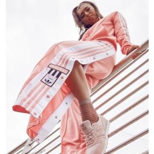低至5折!运动也是少女风~折扣升级:adidas官网 季末粉嫩大促