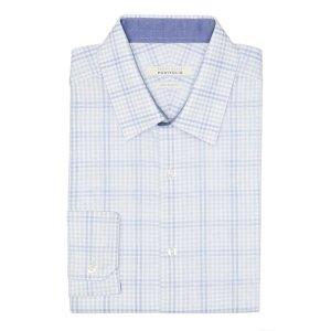 Very Slim Fit Check Dress Shirt