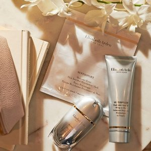 Dealmoon Exclusive 30% off any $175 value sets purchase+ 4-piece Gift   @ Elizabeth Arden