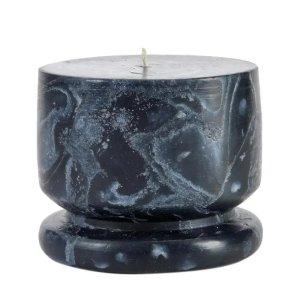 黑色大理石纹蜡烛