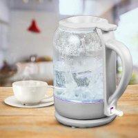 Ovente 玻璃电热水壶,1.5L
