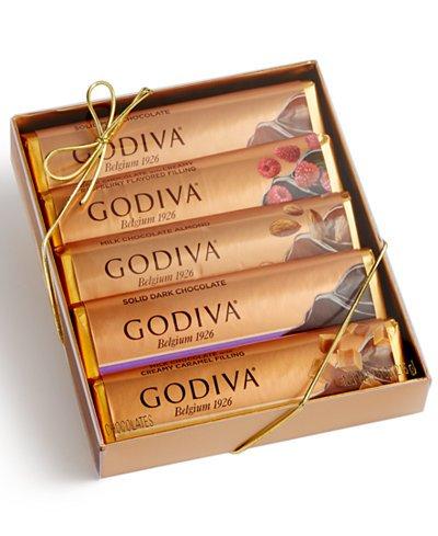 经典巧克力五条装