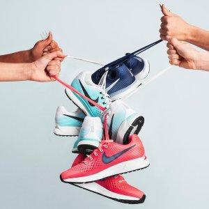 额外75折 + 免邮Zappos 精选NIKE运动鞋履服饰等热卖