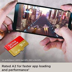 SanDisk3.8折!最大读取速度为160 MB/s256G 高速储存卡