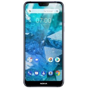 $199 (原价$349)Nokia 7.1 64GB 无锁智能手机