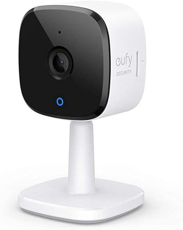 2K 室内智能安防摄像头 夜视 双向通话 语音助手