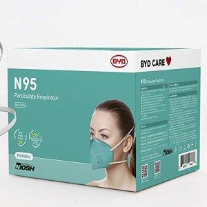 CARE N95 防护口罩 20只