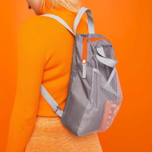 IkeaPIVRING Backpack, light gray, 9 ½x3 ¼x13 ½