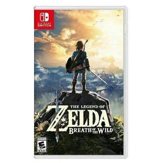 Zelda $39.99Nintendo Switch Games on Sale