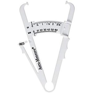 Amazon.com: Accu-Measure Fitness 3000 Body Fat Caliper: Health & Personal Care