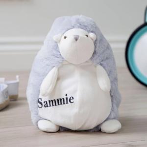 低至7折 可爱小刺猬£15收My 1st Years 婴儿玩具用品网站热促 乔治小王子穿它家睡袍