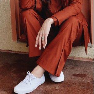 整单7.5折+免邮上新:Keds 新款正价美鞋特卖