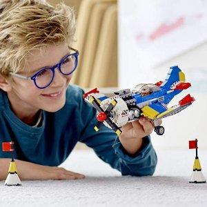 低至$7.39  2019新品也打折史低价:LEGO 创意百变 Creator 系列 积木特卖