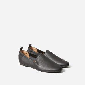 Everlane软皮乐福鞋