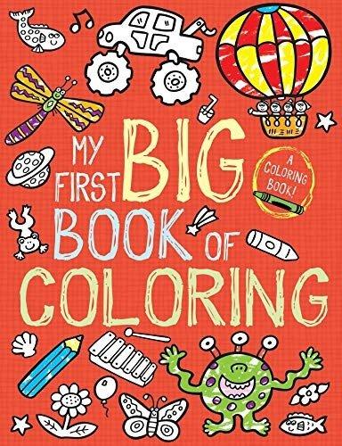 我的第一本涂色书