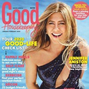 全年订阅$7.97+免费寄送《好管家》Good Housekeeping 杂志月刊订阅促销