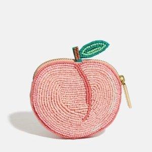 4折起 £12收桃子包Skinnydip 包包大促 伦敦新晋潮牌 清爽夏日风 好看不贵