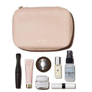 $90($120 value)Darcy Miller To-Glow Beauty Bag @ Bloomingdales