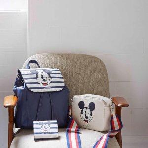低至3.5折,复古小碎花君Cath Kidston官网 多款包包、家居、服饰等热卖,收Disney联名款