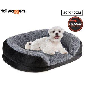 所示价格为折后价Tail Waggers 50x40cm宠物床垫