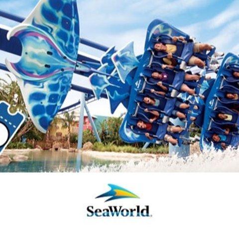 成人票低至$40.99奥兰多海洋世界门票黑五大促 全场低至4折