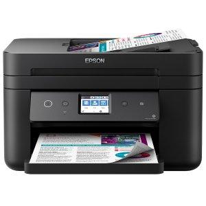 Epson WorkForce WF-2860DWF 无限多功能打印机 6.5折特价