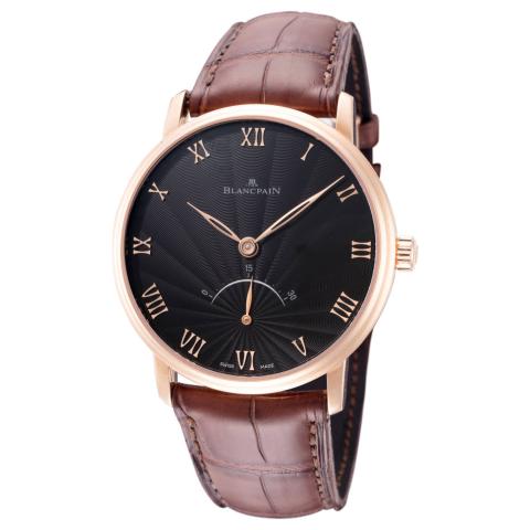 Extra $4000 OffDealmoon Exclusive:Blancpain Villeret Men's Watch