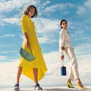 £25起+折扣区3.5折起持续进行中Charles & Keith 春季凉鞋、包包上市 还有超温柔的玛丽珍鞋