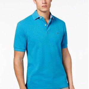 Extra 25% OffTommy Hilfiger Men's Polo Shirt @ Macy's.com