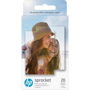 40张相纸低至$5Best Buy HP 相纸大促销 买一送一
