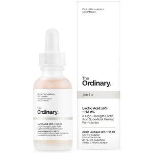 The ordinaryLactic Acid 10% + HA 2% Superficial Peeling Formulation 30ml