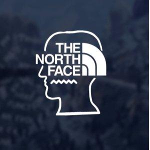 $120收T恤裙TNF x Brain Dead 迷幻嬉皮联名款 潮人必备秋冬穿搭