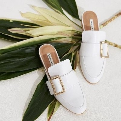 Up to 60% OffKaren White Shoes
